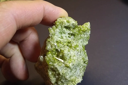 Vesuvianite / mine Jeffrey / Asbestos