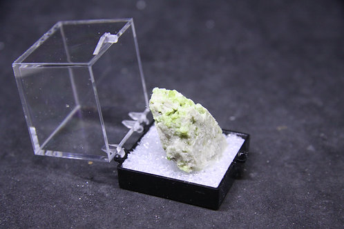 Vesuvianite, Mine Jeffrey