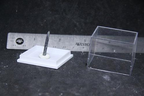 Aegirine (cristal isolé), Mont-St-Hialire (MSH)