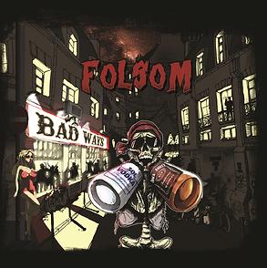 Chronique Folsom Bad ways La Légion Underground webzine