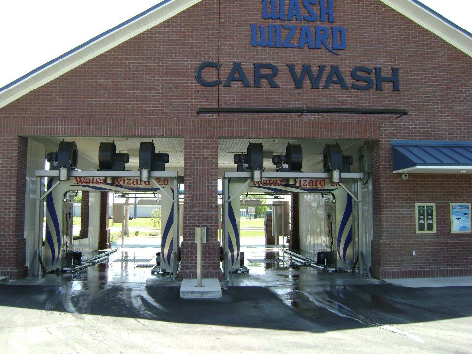 Wizard Wash Car Wash