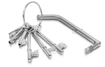 Fire Brigade Key Set
