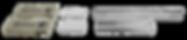 Versa V-HANDLE Retrofit Door Handle contents