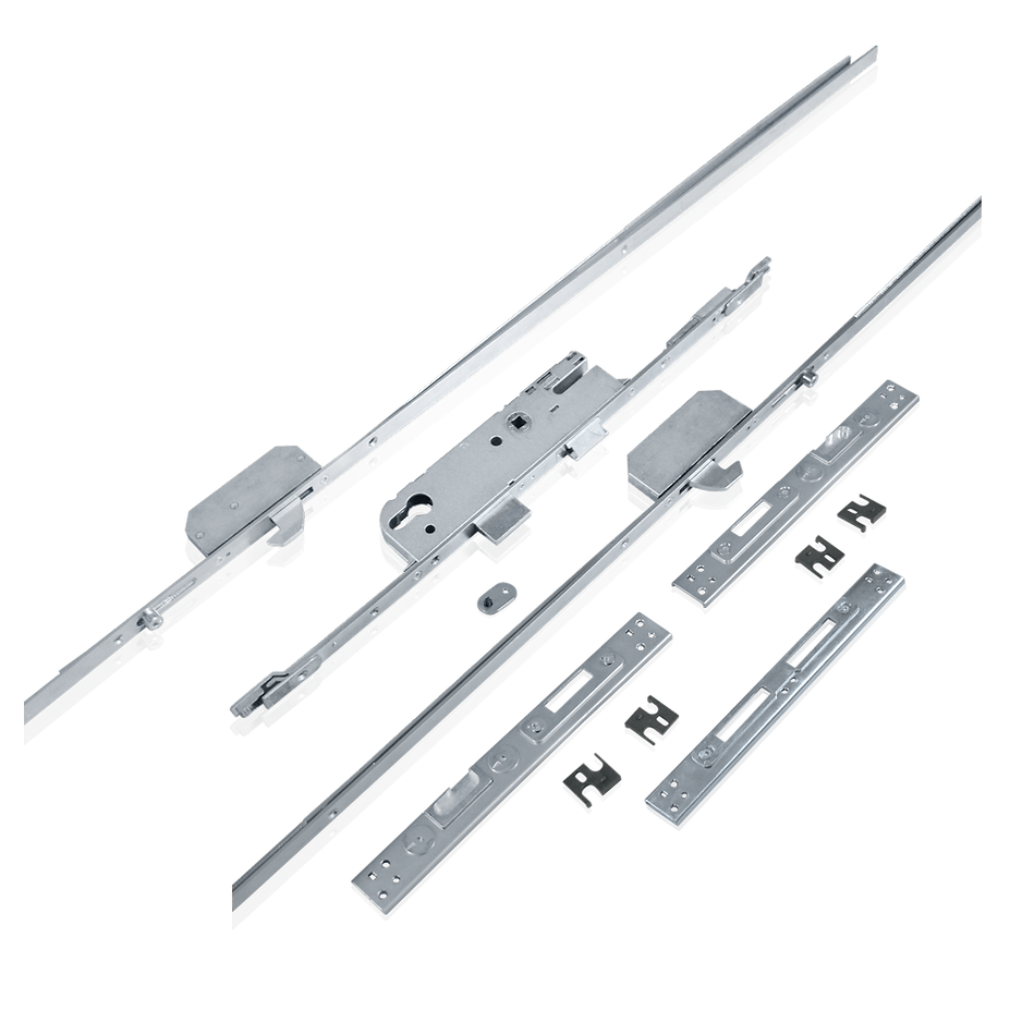 Versa V-MPL Multi-fit Replacement Multipoint Lock contents