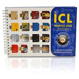 ICL Mortice Lock ID Book