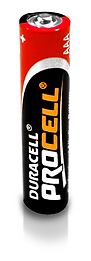 Duracel Procell AAA Battery (Box of 10)