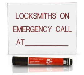 Emergency On Call Board