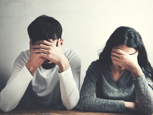 Handling Stress & Your Spouse