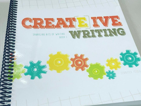 Creative Word Studios- Sparkling Bits of Writing -Book 1