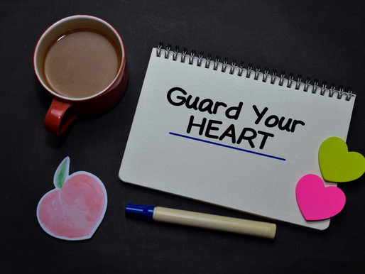 Guard Your Heart in a Climate of Chaos