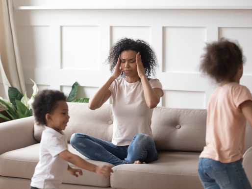 Parenting: When You're Tired of Hearing Yourself Talk
