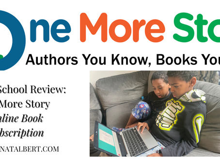 One More Story -Online Book Subscription