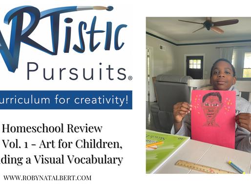 ARTistic Pursuits - K-3 Vol. 1 Art for Children, Building a Visual Vocabulary