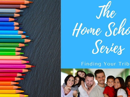 The Home School Series - Finding Your Tribe