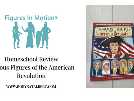 Famous Figures of the American Revolution by Figures in Motion