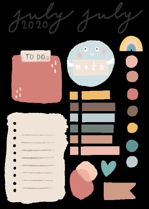 Good Work Series - Stickers #1
