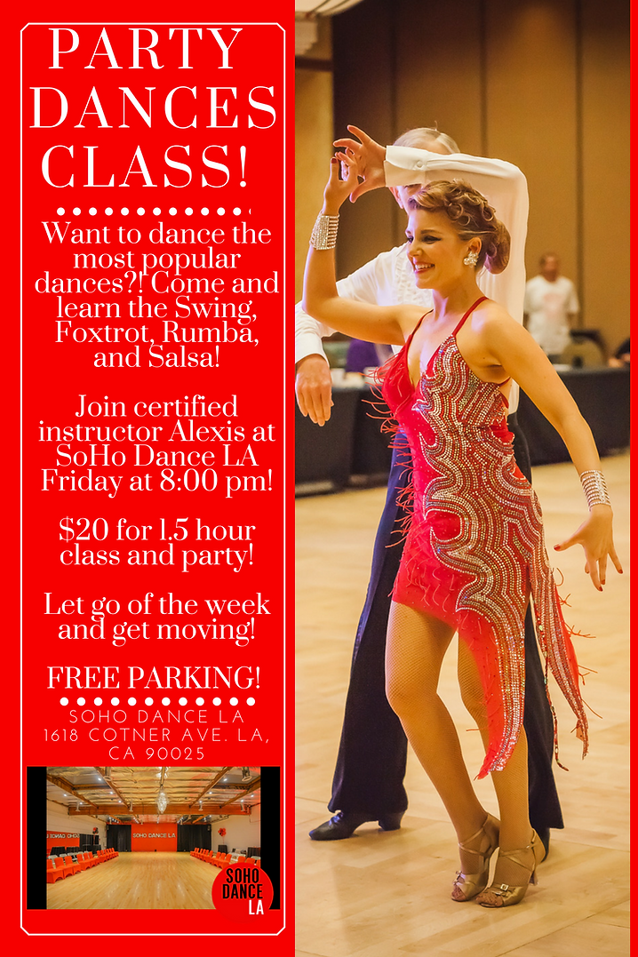Alexis Massey, Dance With Alexis, Ballroom Dancer, Ballroom Dance Los Angeles