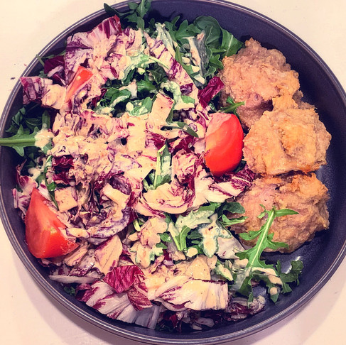Turkey & Tahini Dressing