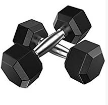 Dumbells - multi weight option