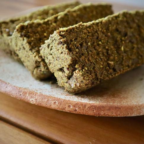 Buckwheat-Flax bread