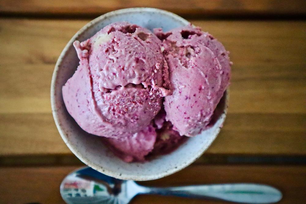 nice cream, plant based dessert, vegan treats