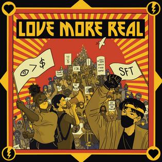 Love More Real Album Cover (2021)