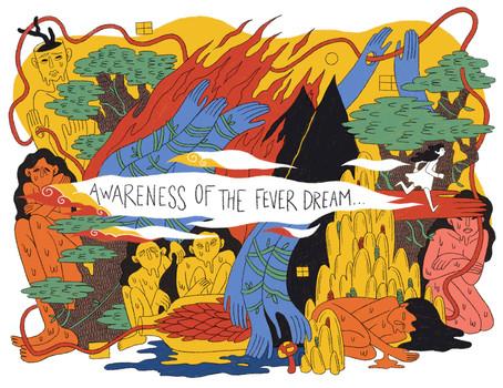 Fever Dreams - pg 5,6