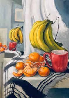 Fruits Still Life (2020)