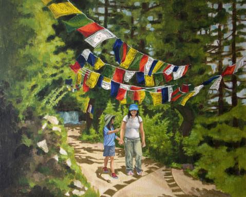 A Walk in Dharamshala (2020)