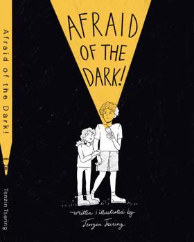 Afraid of the Dark! Cover