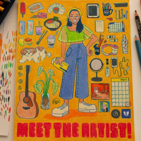 Meet the Artist! (2020)