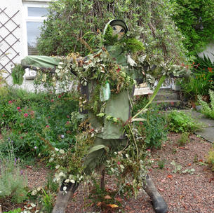 Number 10 The Green Man of Gifford