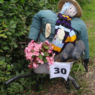 Number 30 Harold the Scarecrow
