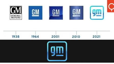 NOVO LOGO DA GM: MAIS QUE UMA MARCA