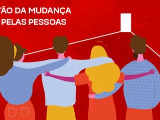 A GESTÃO DA MUDANÇA PASSA PELAS PESSOAS