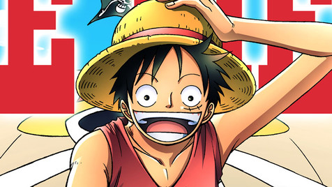 "ONE PIECE ""Log collection"" Poster"