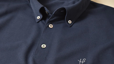 SHIPS secondary VI for Polo shirt