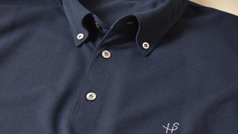 SHIPS secondary VI for Polo shirt