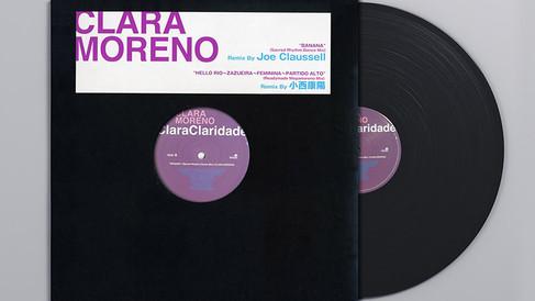 Clara Moreno Remix LP