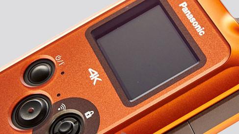 """Panasonic """"HX-A500"""" Key visual"""