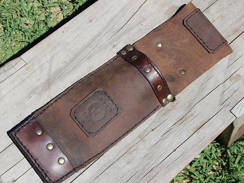 chisel holder with belt loop