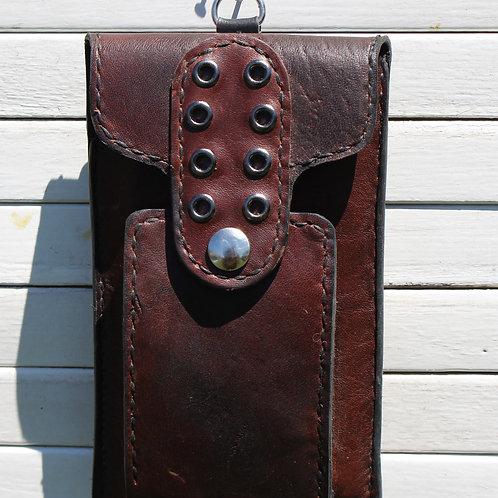 Smart phone belt pouch