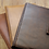 Thumbnail: A5 Leather notepad cover