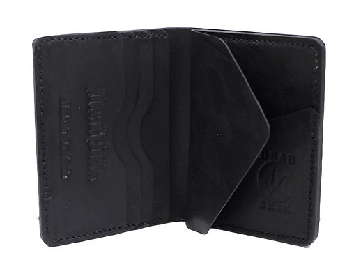 The EUROROO wallet Black