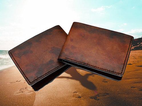 Flaming Orange Pocket wallet