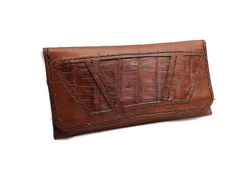Crocodile & Roo tobacco pouch
