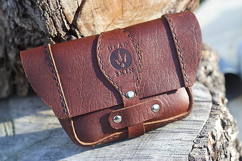 Tan Belt Wallet