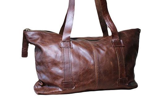 Maddog Leather Overnighter