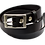 Thumbnail: 32mm leather belt