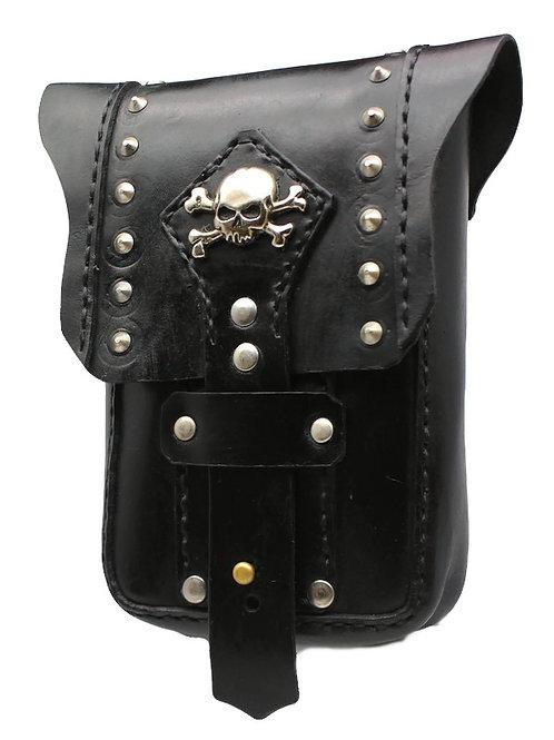 Skull belt bag